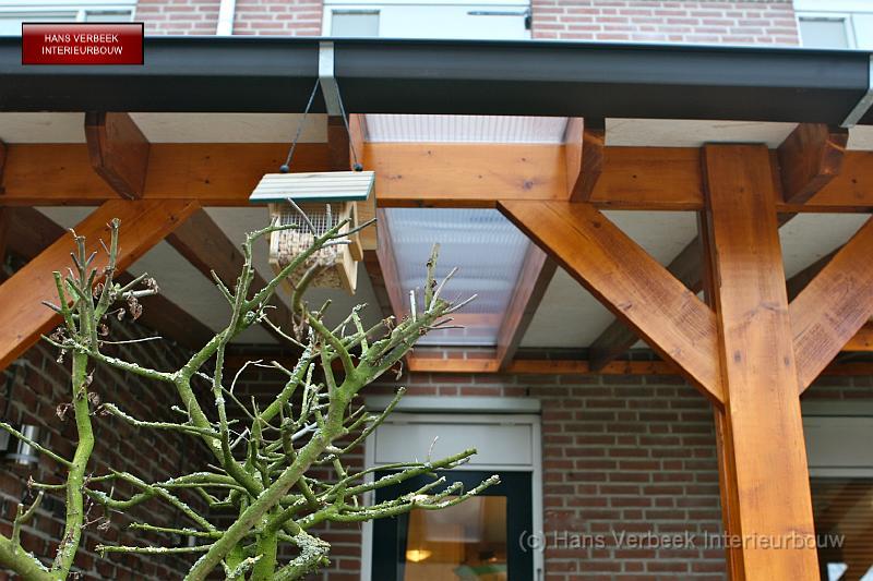 Afdak veranda vlonder img 0064 - Veranda met dakraam ...