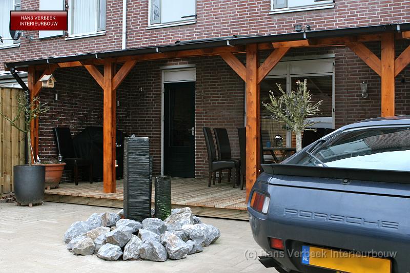 Afdak veranda vlonder img 0101 - Veranda met dakraam ...