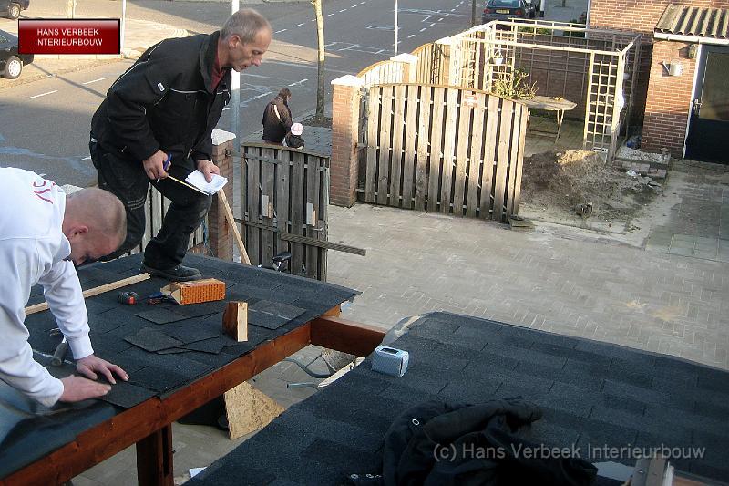 Afdak veranda vlonder img 4262 - Veranda met dakraam ...