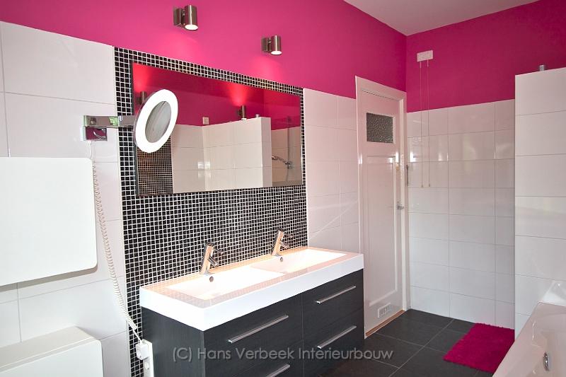 Badkamer Zwart Wit: Badkamer modern zwart wit woontrendz.