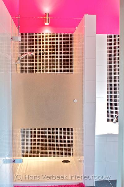 Badkamer Interieur Ideeen ~ Badkamer Zwart Wit  Badkamer zwart wit en roze