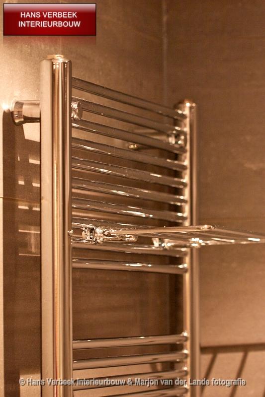 design radiator met handdoekrek