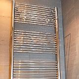 Moderne doucheruimte best handdoekrek radiator for Moderne doucheruimte